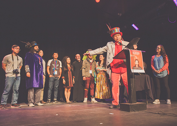 At the Fringe Awards Night, we'll be honouring the best and the Fringey-est of the Festival. Photo by My City Photos.